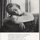 """1963 Bell Telephone System Ad """"your thoughts"""""""