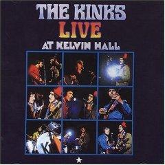 Davies) Kinks Live At Kelvin Hall Sealed Spain Cassette