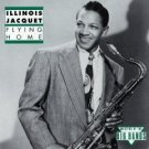Jazz) Illinois Jaquet Flying Home op VG+ Digitally Remastered Cassette