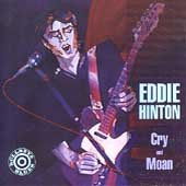R&B)  Eddie Hinton Cry And Moan Sealed '91 Cassette