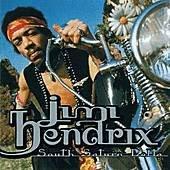 Jimi Hendrix South Saturn Delta New Pinback