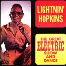 Blues) Lightin' Hopkins Great Electric... Sealed Cassette