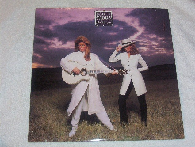 Country) Judds River Of Time VG+ op Cassette