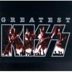 Paul Stanley & Kiss Greatest New op '97 Promo Flat