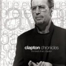 Cream) Eric Clapton Chronicles New op '99 Promo Flat