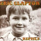 Cream) Eric Clapton Reptile op 2001 Promo Flat