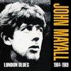 blues) John Mayall London Years New op Promo Pinback