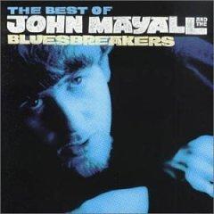 Blues) John Mayall Best Of The Blues Breakers New op promo Pinback