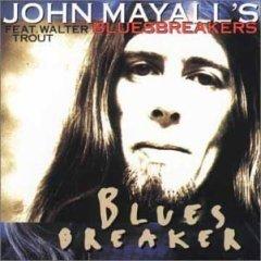 Blues) John Mayall Bluesbreakers New op UK Promo Pinback