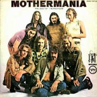 Zappa & Mothers Mothermania Rare Original Mint '70s Pinback