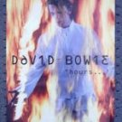pop punk new wave) David Bowie Hours New Promo Poster