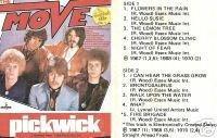 Elo Jeff Lynne) /The Move Greatest Hits #1 Mint op UK Cassette