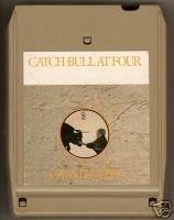 Cat Stevens Catch Bull At Four EX 8 Track Tape