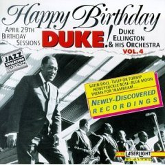 Jazz Big Band) Duke Ellington Birthday Sessions Volume 4 Sealed op Cassette