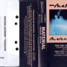 Funk Rock) Material Memory Serves Sealed op '82 Cassette