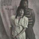 R&B) Ashford & Simpson Real Love Sealed op '88 LP