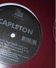 """Reggae) Capleton Nah Bow (Do Now) '97 DJ Promo Remixes 12"""""""
