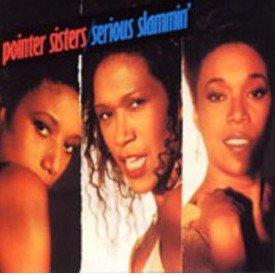 R&B) Pointer Sisters Serious Slammin' Sealed op '87 LP