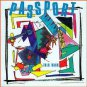 Jazz) Passport Talk Back VG+ '88 LP