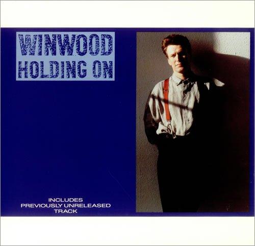 "Traffic) Steve Winwood Holding On/Gojuan Sealed op '88 PS DJ 12"""