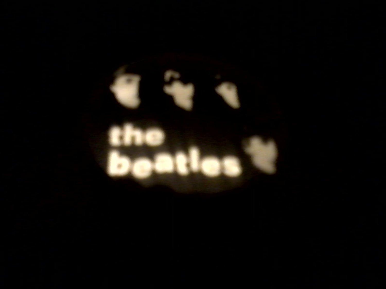 Meet the Beatles New op '80s Promo Pinback
