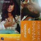 Pop) Rhianna A Girl Like Me New op '06 Promo Poster