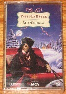 Labelles R&B) Patti Labelle This Christmas Sealed '90 Cassette