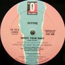 """Divine Shoot Your Shot New op DJ Dance 12"""""""