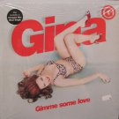 Gina G Gimmie Some Love VG+ 1997 DJ Remix PS 12""