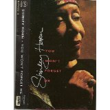 Jazz) Shirley Horn You Won't Forget Me VG+ '90 HQ Cassette