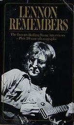Beatles) John Lennon Remembers op REISSUE Paperback Book
