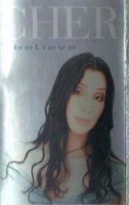 Sonny Pop) Cher Believe Mint '98 Cassette
