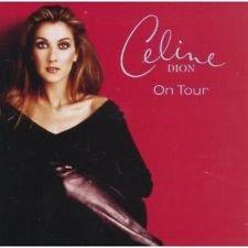 Pop) Celine Dion On Tour Sealed '96 Cassette