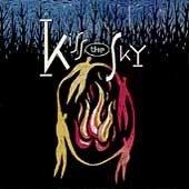 R&B Rock) Kis The Sky Self Titled VG+ '92 Cassette