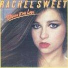 pop new wave) Rachel Sweet Blame It On Love 1982 Pop Punk LP (Vinyl New)