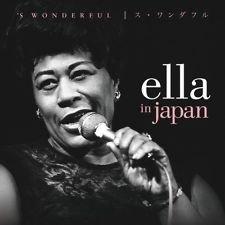 Jazz) Ella Fitzgerald In Japan Sealed Limited Edition 2011 CD Set