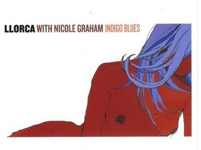 House DJ) llorca & Nicole Graham Indigio Blues German PS CD