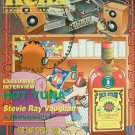 EX Relix Magazine 1991 Hot Tuna Stevie Ray Vaughan  Grateful Dead