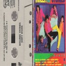 Keith & Rolling Stones Dirty Work EX Chrome Cassette