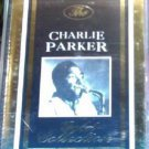 Jazz) Charlie Parker Gold Collection New op Italy Cassette