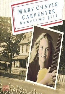 Country) Mary Chapin Carpenter Home Town Girl 87 EX Cassette