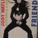 Shalamar R&B) Jody Watley Friends VG '89 PS Cassette Single