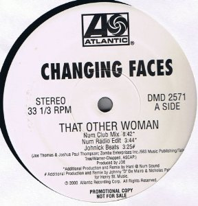 """r&b) changing faces that other woman vg wlb dj remix 2 12"""" set"""