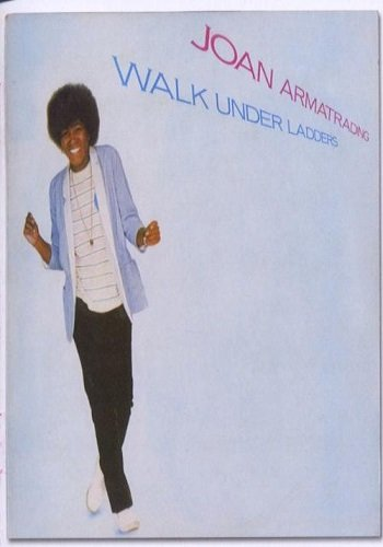 Joan Armatrading Walk Under Ladders 1980 VG+ Europe Cassette