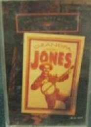 Grand Pa Jones Country Hall Of Fame VG+ '92 HQ Cassette