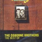 Country) Best Of The Osborne Brothers EX '82 HQ Cassette