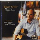 Folk) James Taylor Merry Little Christmas New Promo PS CD Single