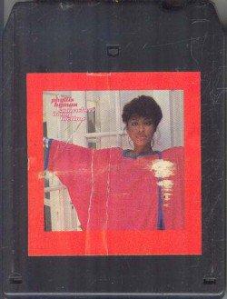 R&B) Phyllis Hyman Somewhere In My Lifetime VG 8 Track Tape