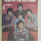 Pop) Donny & Osmonds Down By... Original 1971 PS Sheet Music