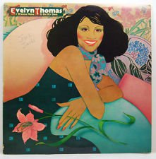 disco) evelyn thomas I wanna make it on my own LP